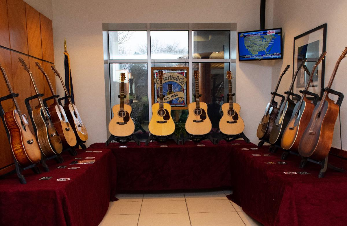 Martin's NEW 2019 NAMM Models