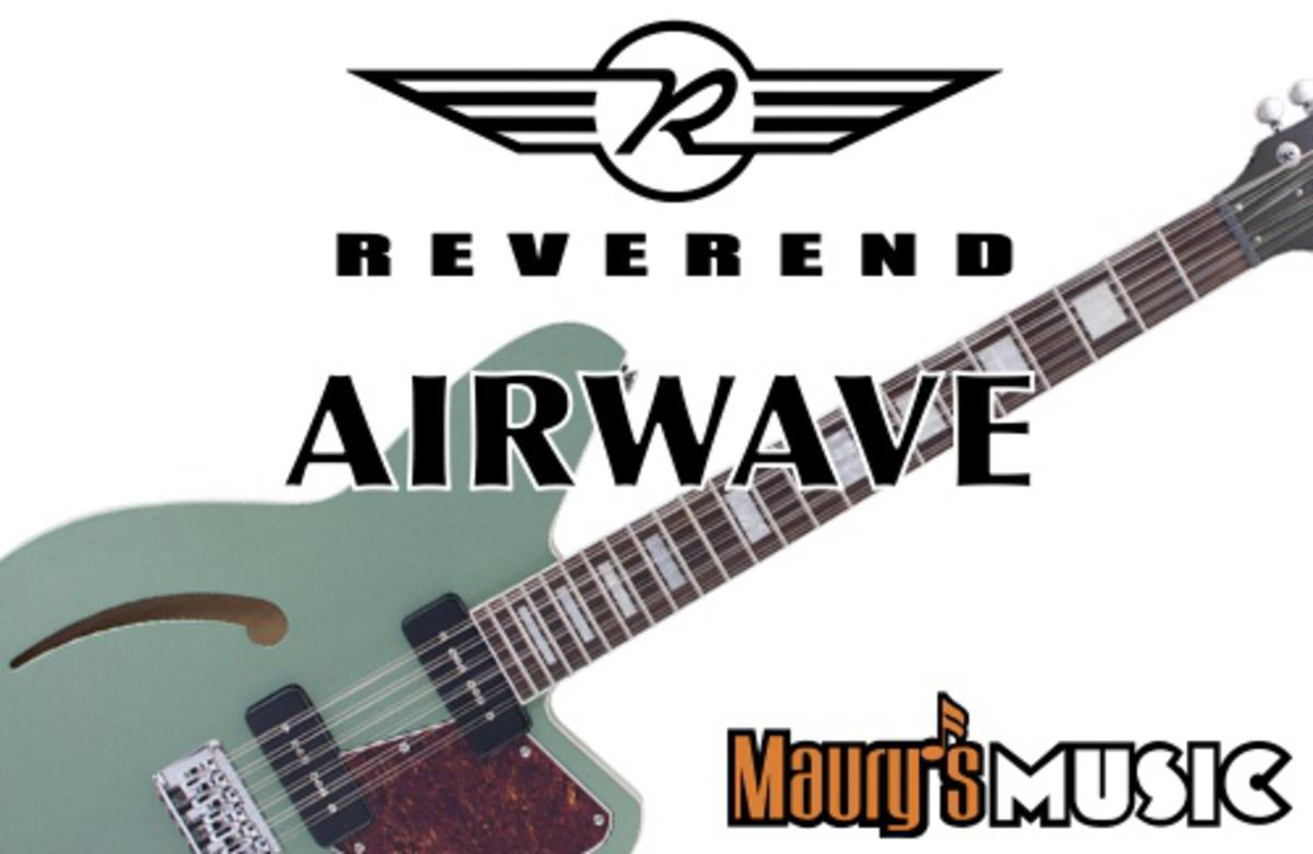 The Reverend Airwave 12-String