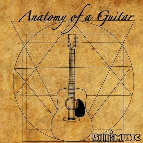 Maury's Music Lessons: Anatomy of an Acoustic Guitar