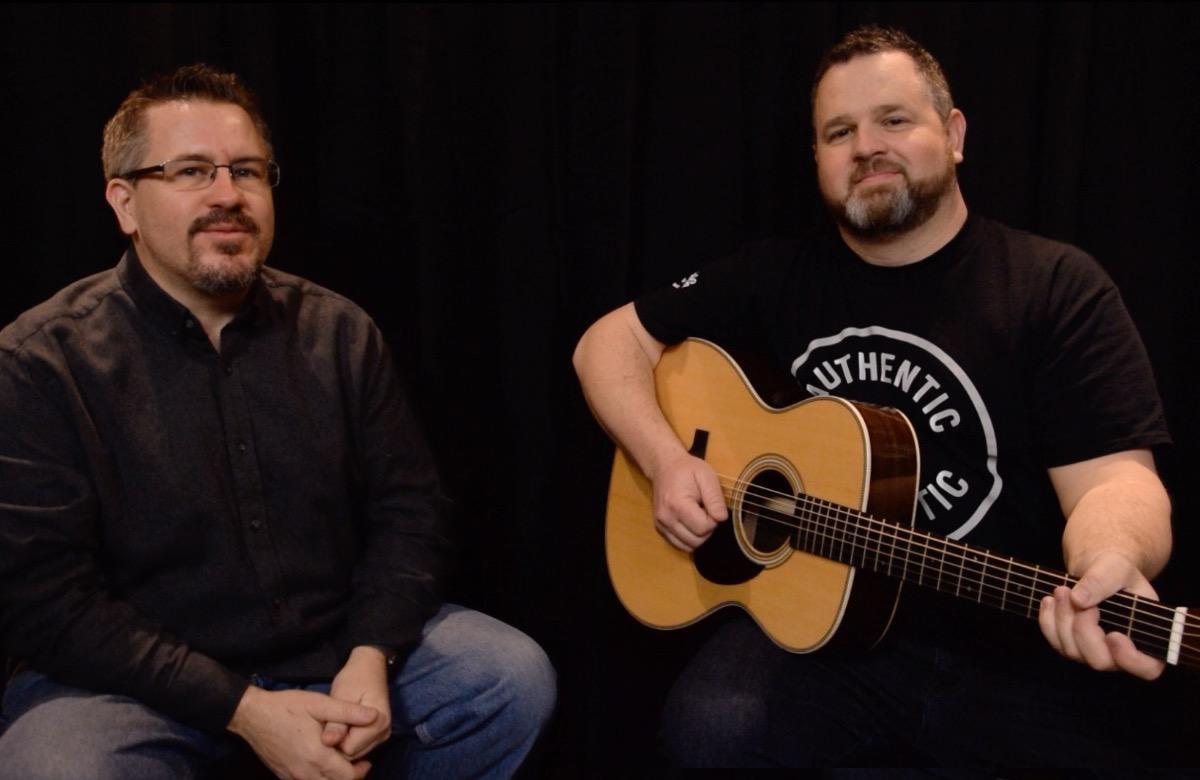 Brenden Hackett of Martin Guitar talks Modern Deluxe Martins