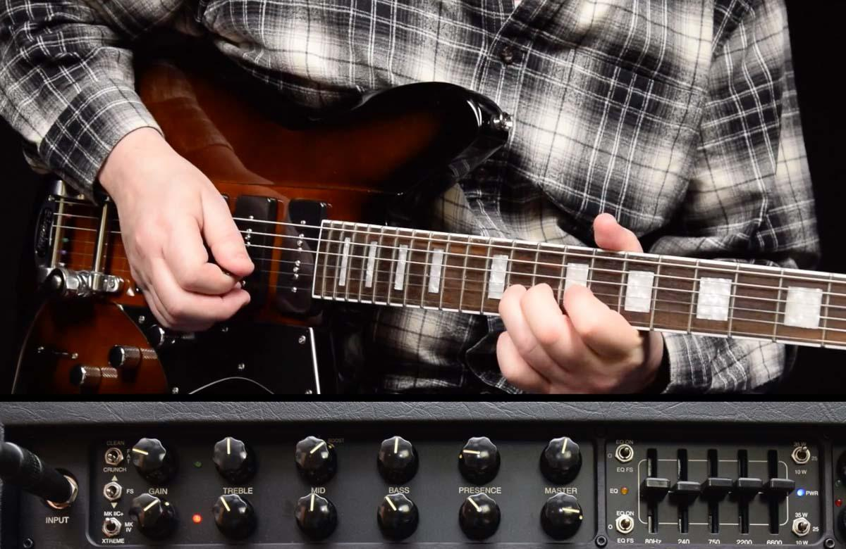 The Mesa/Boogie Mark Five:35