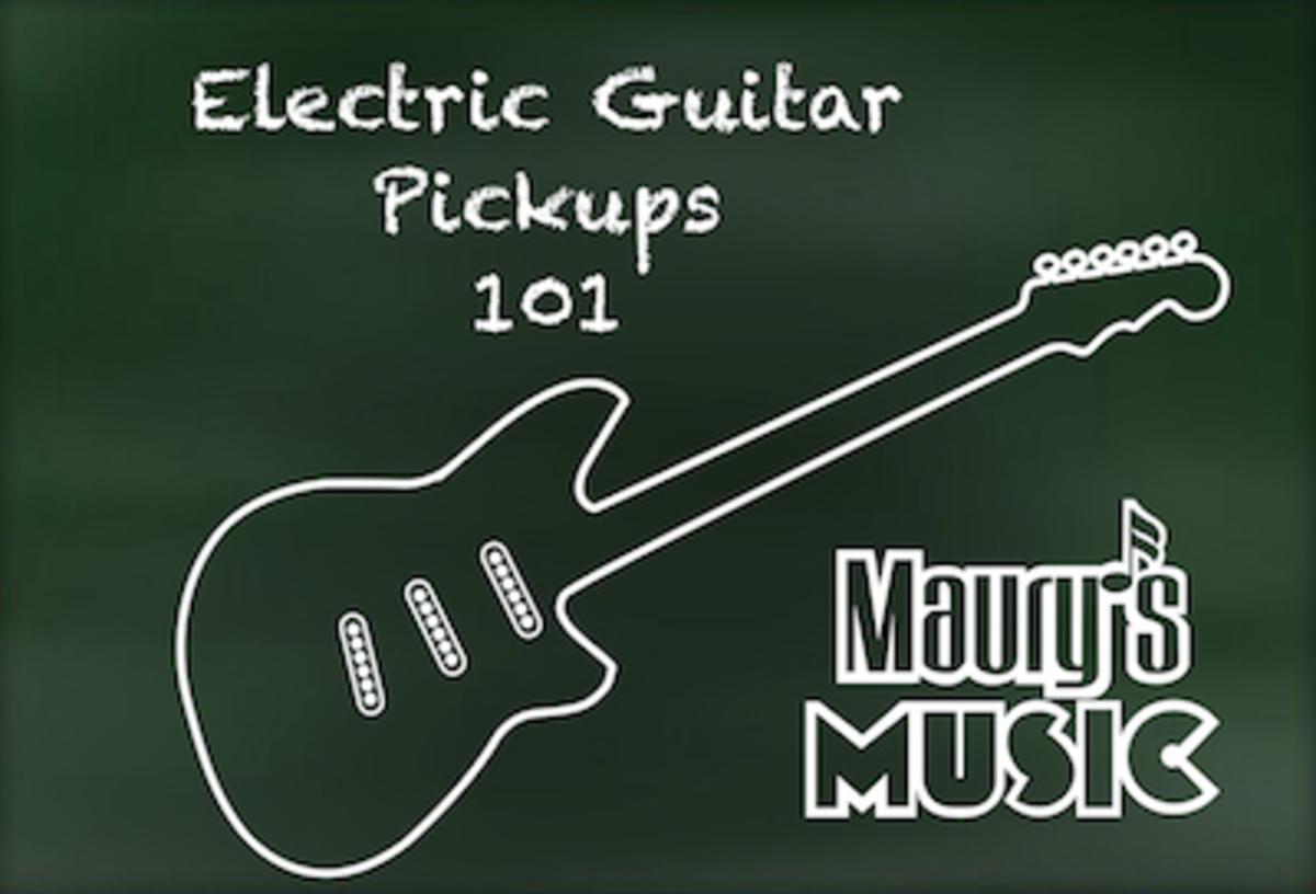 Electric Guitar Pickups 101