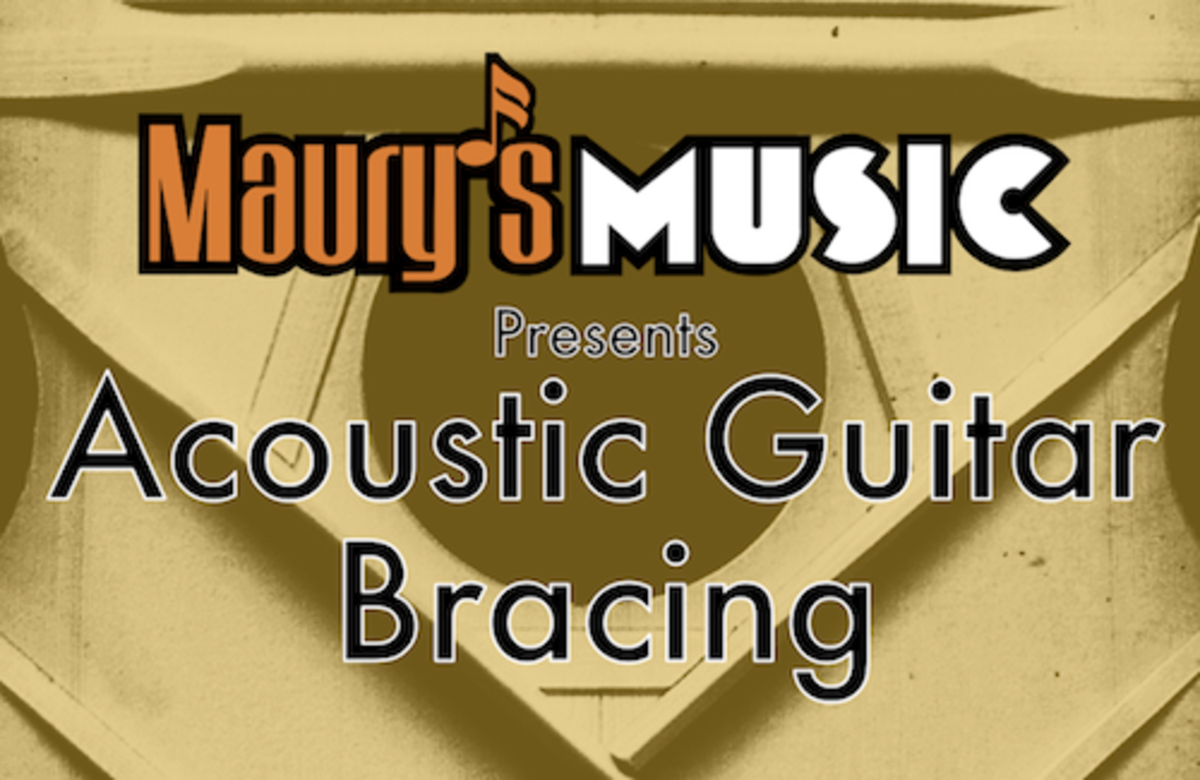 Maurys Blog Music Electric Guitar Parts Diagram And Structure This Week I Wanted To Talk About An Aspect Of Acoustic Guitars Sound That Gets Brought Up Me A Lot By Customers Bracing