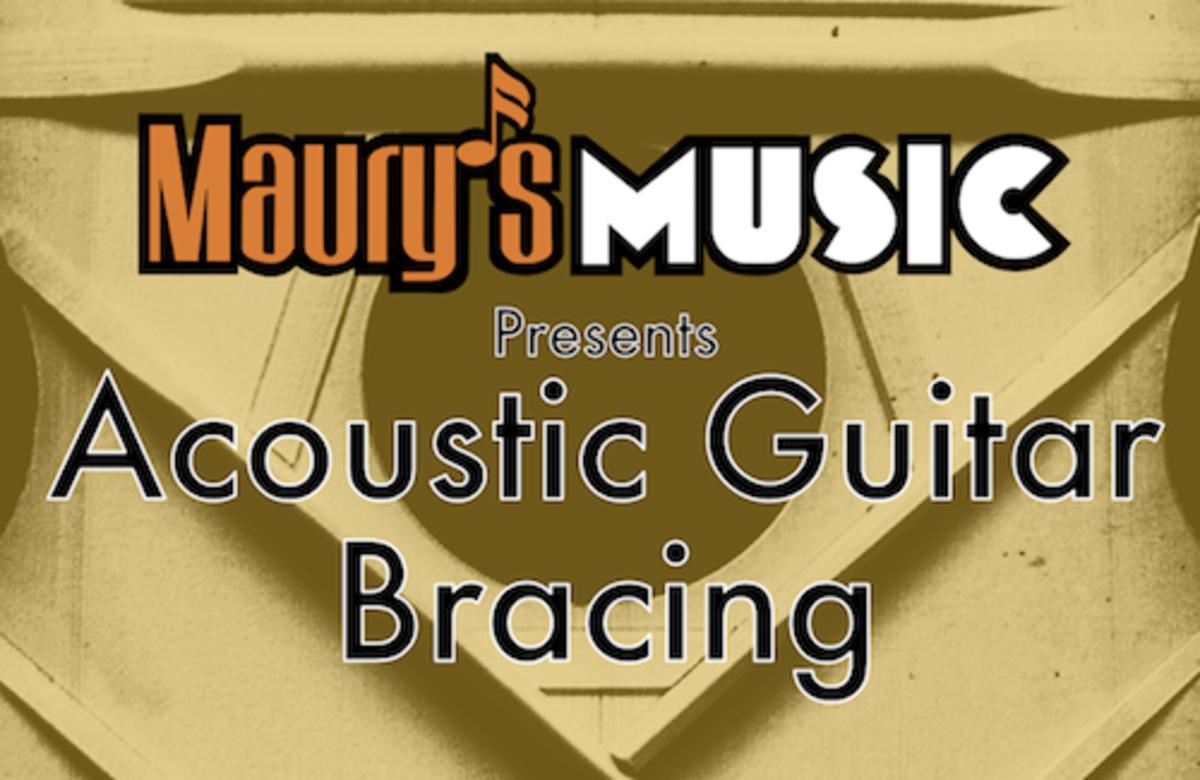 Martin Guitar Bracing Patterns