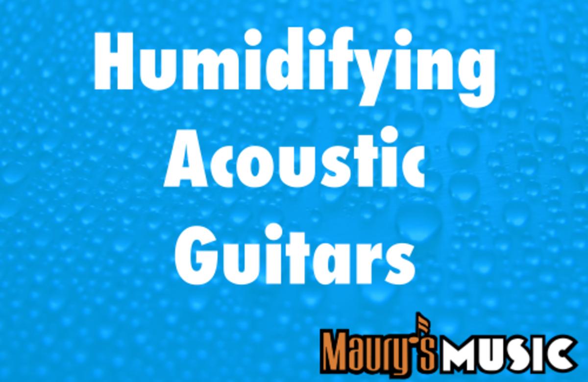 Humidifying Acoustic Guitars