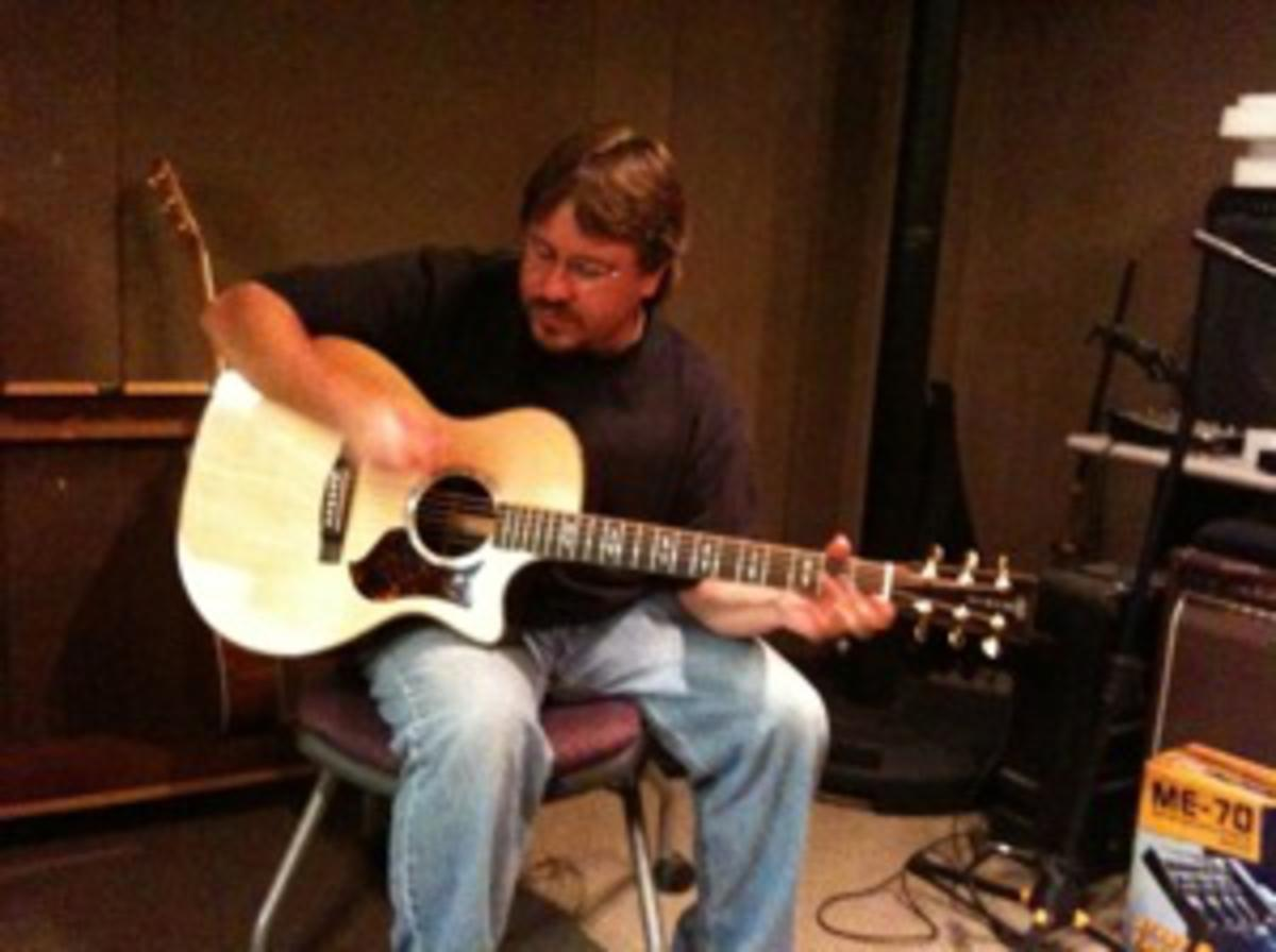 Martin Performing Artist guitars.. Maury's hands on experience