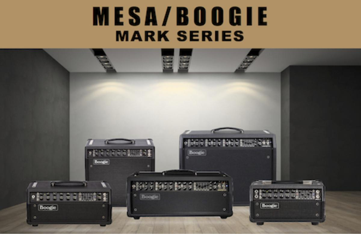 Mesa/Boogie Mark Series