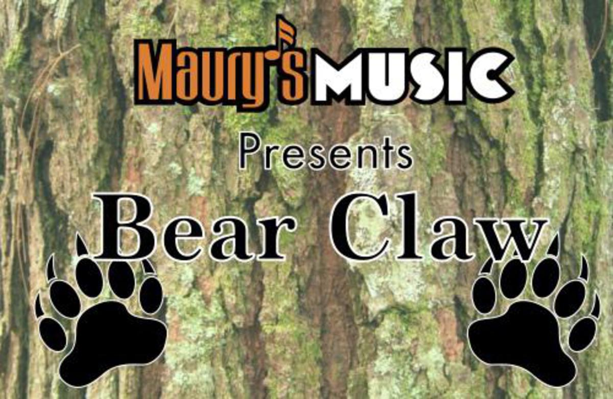 Bear Claw on Acoustic Guitars