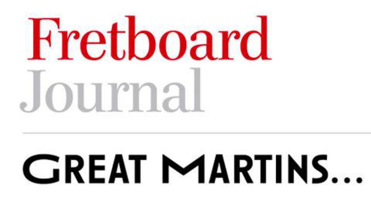 Fretboard Journal - Great Martins!  1939 000-42