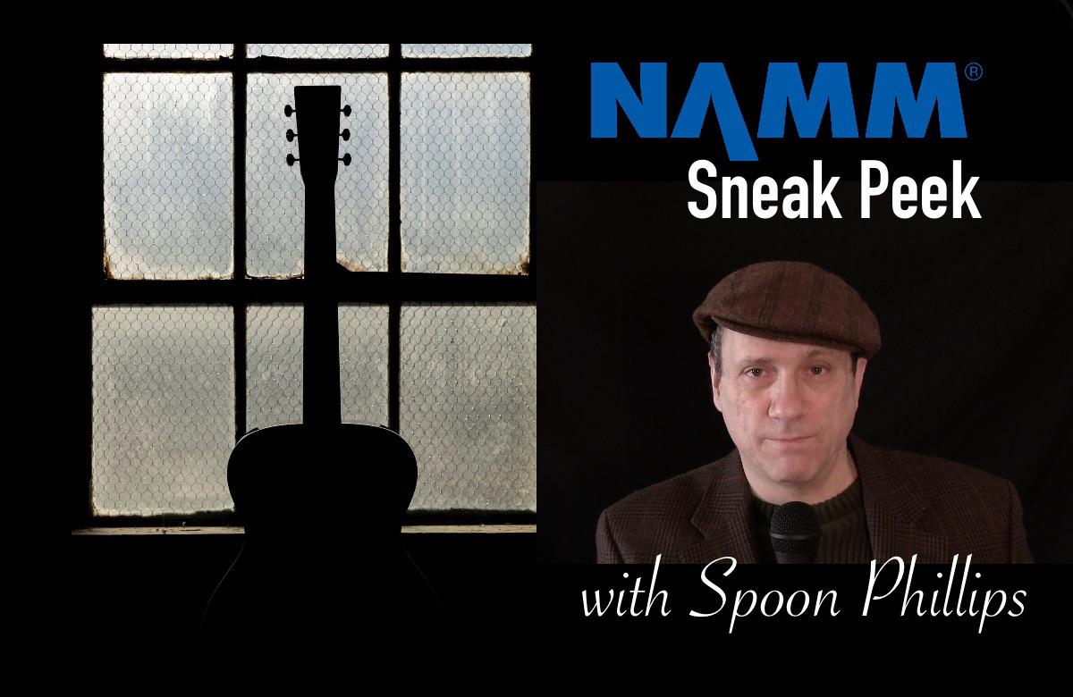 New Martin Talk with Spoon Phillips!