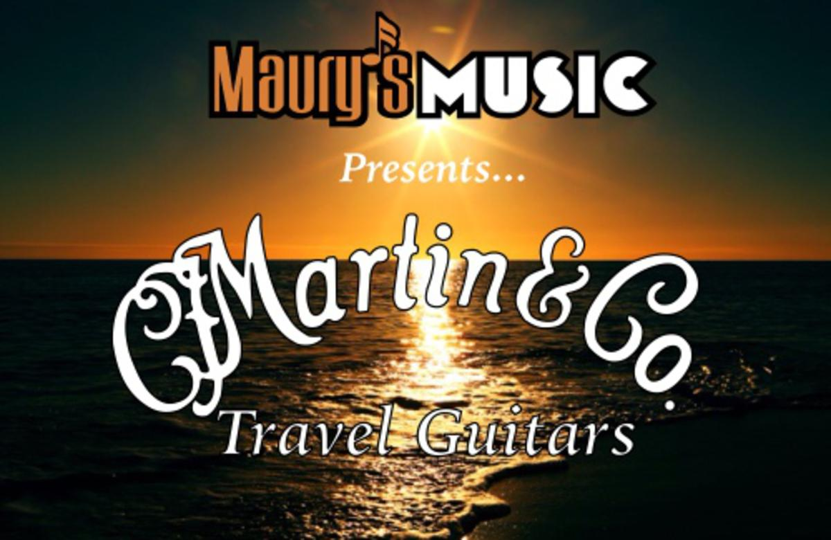 Martin Travel Guitars