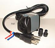 Fountain Pro WT-160 Outdoor pump | Outdoor fountain pump by Jean Tech