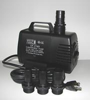 United UP-2160 Outdoor Fountain Pump, Large Submersible Fountain Pump