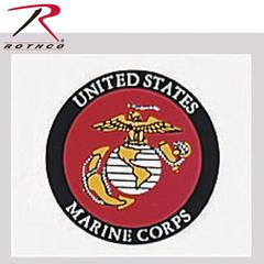 Rothco US Marine Corps Decal - BACK GUM
