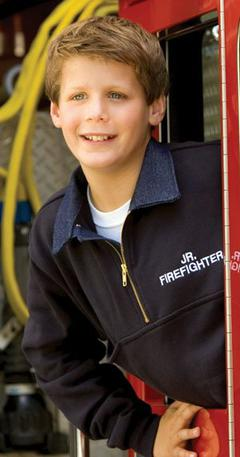 GAME Firefighter's Work Shirt - Youth Sizes