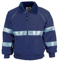 GAME Commander Jacket with reflective  taping Style 9450