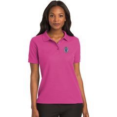 North Carolina Probation Parole Port Authority Brand Ladies Silk Touch Sport Shirt