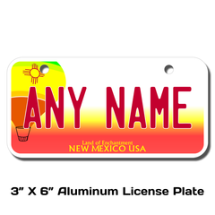 Personalized New Mexico 3