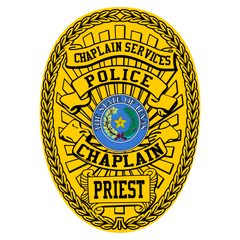 Custom Police Shield Decal