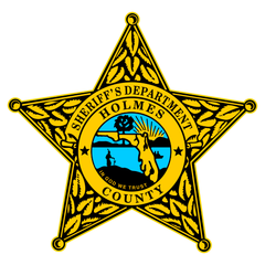 Custom Sheriff 5 Point Star Badge Decal