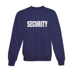 Security Sweatshirt From Teamlogo