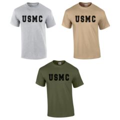 USMC  T-Shirt - Free Shipping