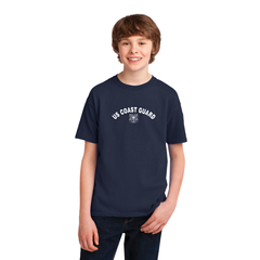 Youth & Toddlers US Coast Guard T-Shirt