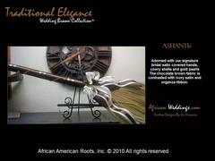 Ashanti Wedding Broom