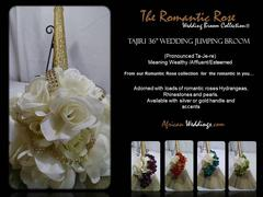 Tajiri Wedding Jumping Broom