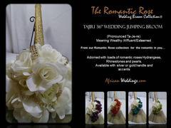 Tajiri Wedding Jumping Broom