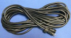 Two pin long extension cord for connection lights that have 2 pongs