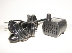 Fountain Pro WA-53e Tiny Submersible Fountain Pump with 6 foot power cord