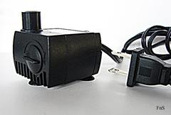 Small Submersible Fountain Pump for indoor fountains