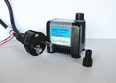Fountain Pro WT-125 EU submersible fountain pump, 220V 50Hz