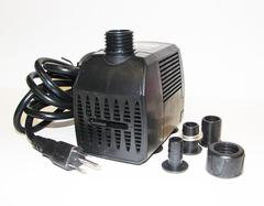 Submersible Fountain Pump for ponds and waterfalls