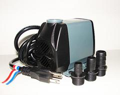 Large waterfall, fountain and pond pump, Professional Series Pump