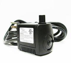 Small Outdoor Fountain Pump, 145GPH, 45
