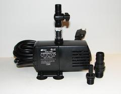 Small inline (out of water) Fountain Pump