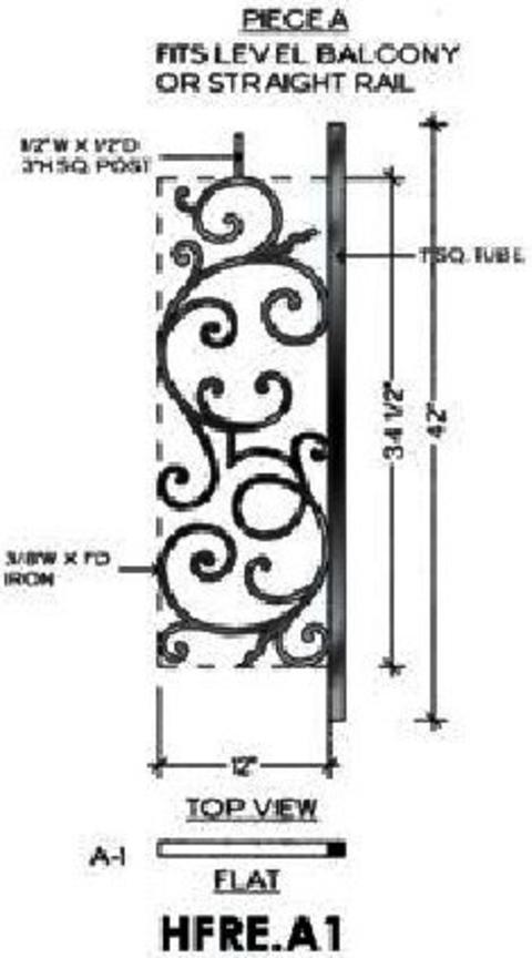 Iron Stair Balusters Call 818 335 7443 Stair Parts, Iron Balusters,stair  Treads, Stair Handrail, Stair Newels, Stair Box Newel   RE A1 REGENCY IRON  STAIR ...