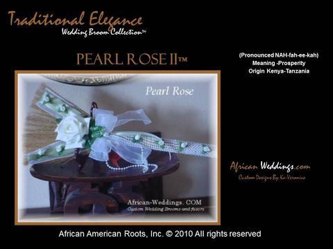 The Pearl Rose II
