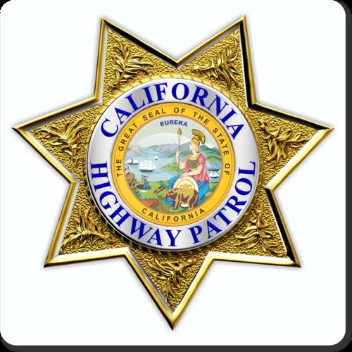 Custom Reflective 7 Point Badge Decal