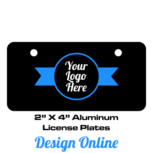 Personalized Design Your Own License Plate - Design Online - Free Shipping