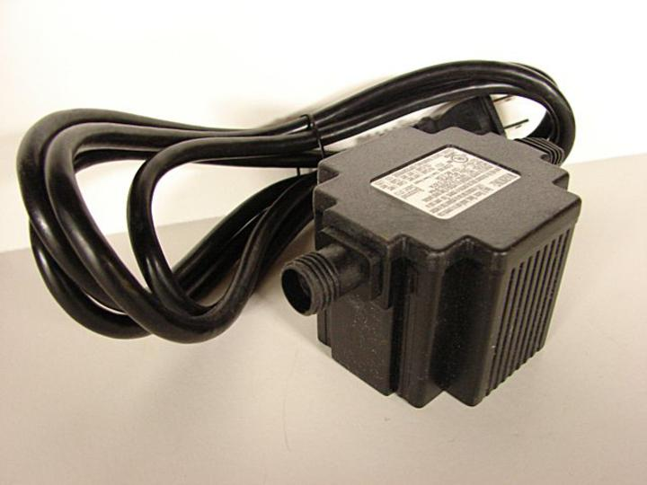 Rain Proof 30 Watt Transformer 12 Volt Ac With Two Holes
