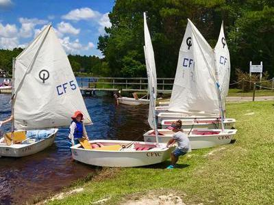 Youth Sailing Camp