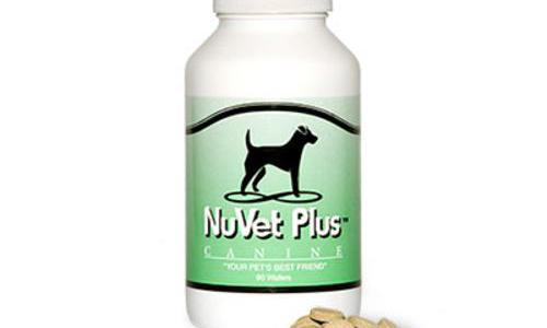 NuVet Plus Wafer Vitamin