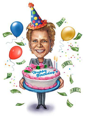 Happy Birthday to Meeeeeee!