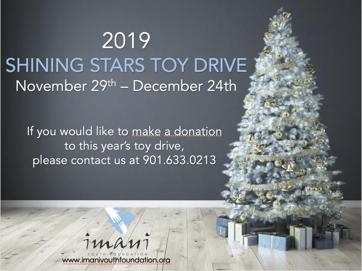 Shining Stars Toy Drive 2019
