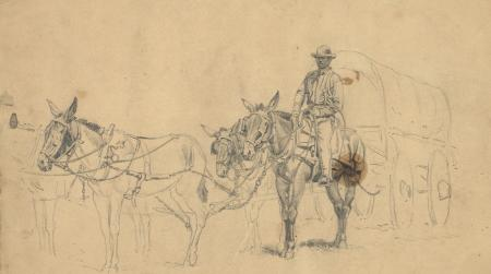 Battlefield Dispatches #412 - Wheels, Wagons, Horses & Mules (cont'd)