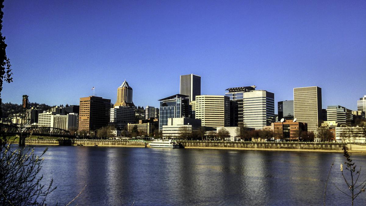 Portland is Gone....
