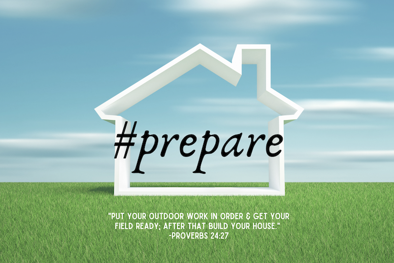 Are you on mission? #Prepare